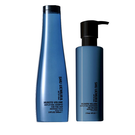 Shu Uemura Art of Hair Muroto Volume Pure Lightness Shampooand Conditioner