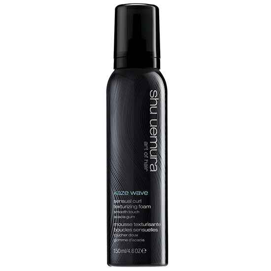 Shu Uemura Art of Hair Texture Wave Kaze Wave Texturising Foam 150ml