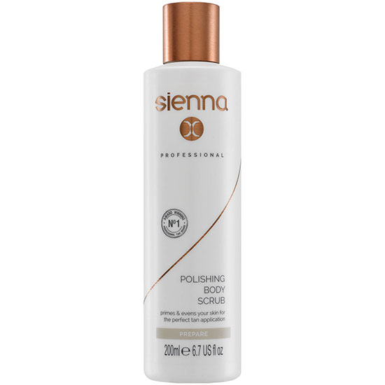 Sienna X Polishing Body Scrub