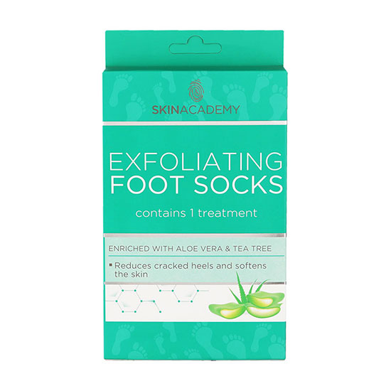 Skin Academy Pretty Exfoliating Foot Socks