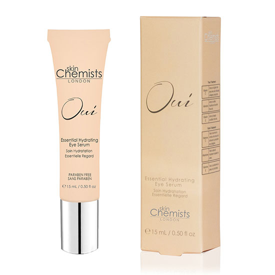 skinChemists London Oui Essential Hydrating Eye Serum 15ml