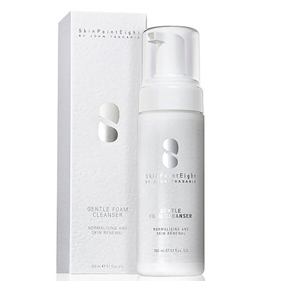 SkinPointEight Gentle Foam Cleanser