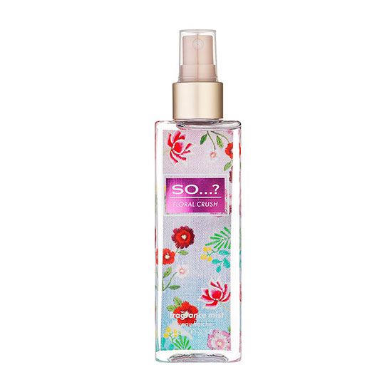So?? Floral Crush Fragrance Mist 100ml