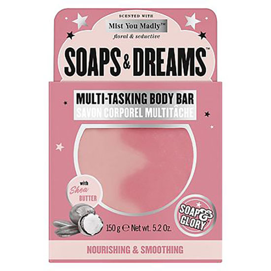 Soap & Glory Multi-Tasking Bar Soap Mist You Madly 150g