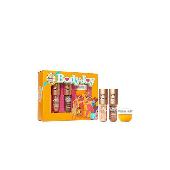 Sol de Janeiro Body Joy Set Discover the secret to glowy Brazilian Babe Skin