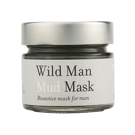 Sosar Wild Man Mud Mask 150ml