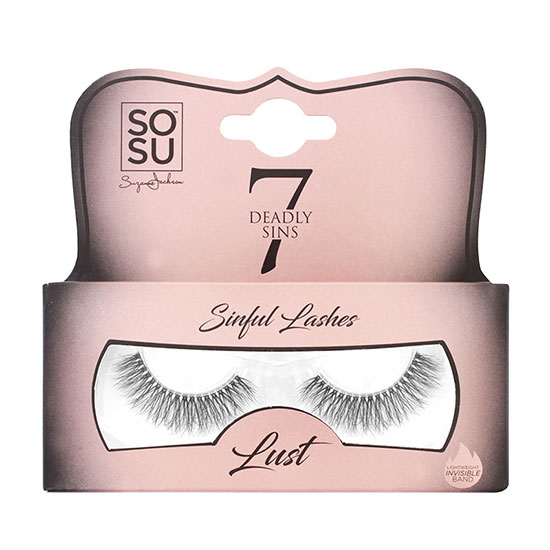 SOSU by SJ 7 Deadly Sins False Eyelashes Lust