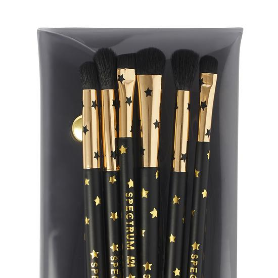 Spectrum Collections Zodiac 6 Piece Eye Brush Set