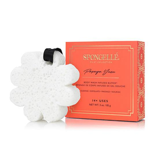 Spongellé Boxed Flower Body Wash Infused Buffer
