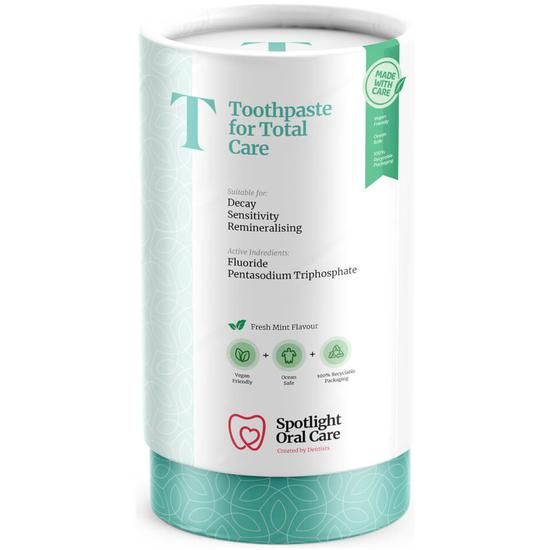 Spotlight Toothpaste For Total Care 100ml
