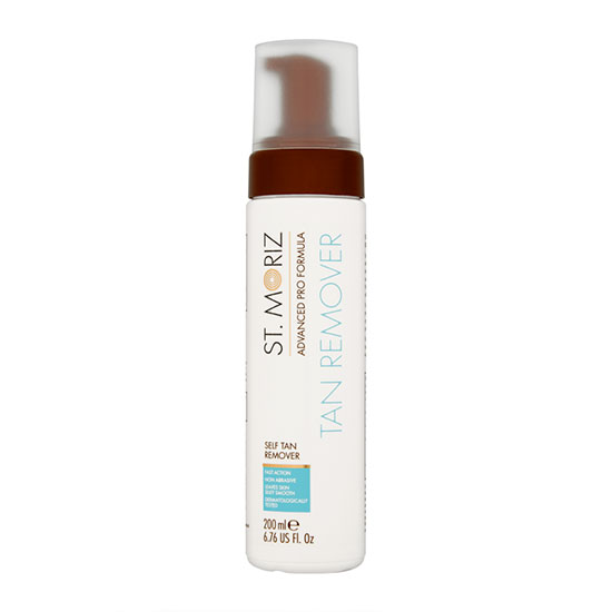 St Moriz Advanced Pro Formula Self Tan Remover 200ml