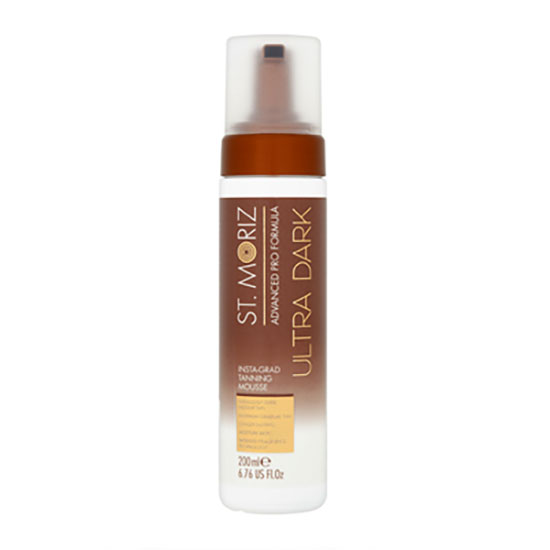 St Moriz Advanced Pro Formula Tanning Mousse Ultra Dark 200ml