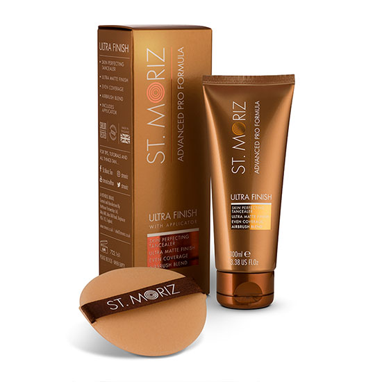 St Moriz Advanced Pro Formula Ultra Finish 100ml