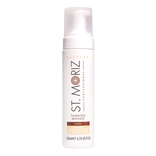 St Moriz Professional Fast Tan 60 Minute Tanning Mousse 200ml