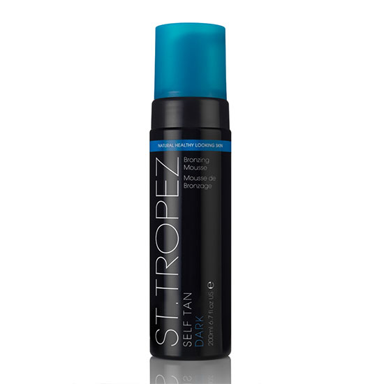 St. Tropez Dark Bronzing Mousse 200ml
