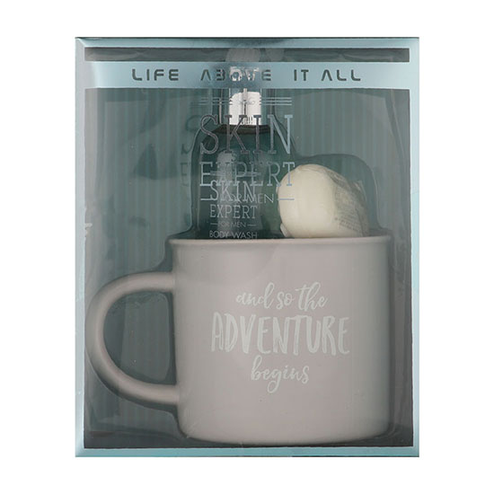 Style & Grace Skin Expert & So The Adventure Begins Gift Set