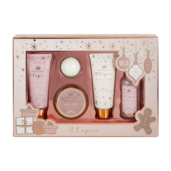 Style & Grace Utopia Pamper Me Gorgeous Gift Set