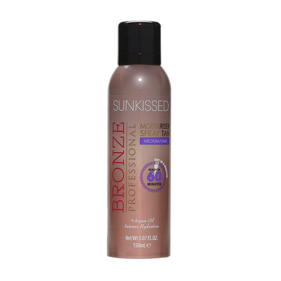 Sunkissed Professional Gradual Tan Mist Medium Dark 150ml