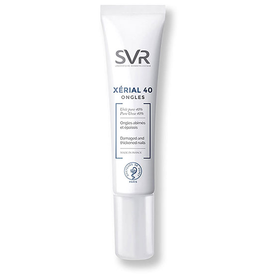 SVR Xerial 40 Nail Nourishing + Protecting Treatment For Thickened + Damaged Nails