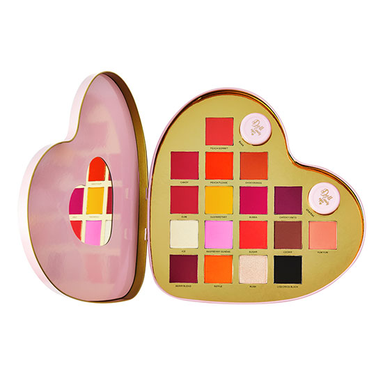 Doll Beauty Sweet Treat Peaches & Poptarts Palette
