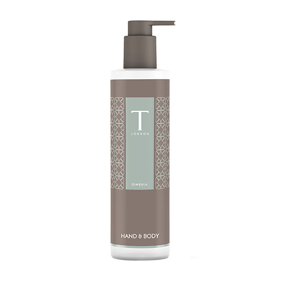 T London Dimbula Hand & Body 300ml