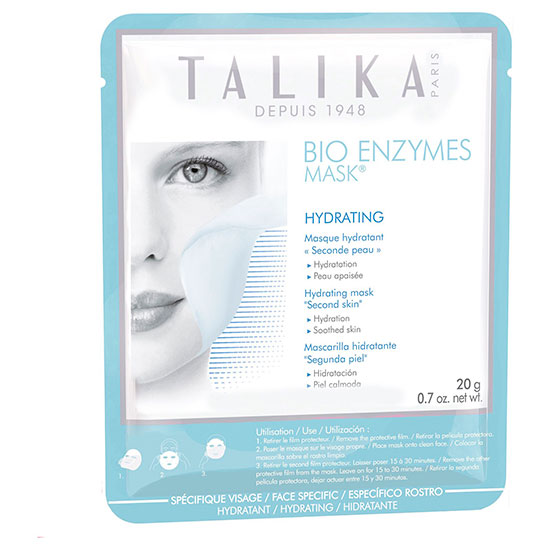 Talika Bio Enzymes Hydrating Mask