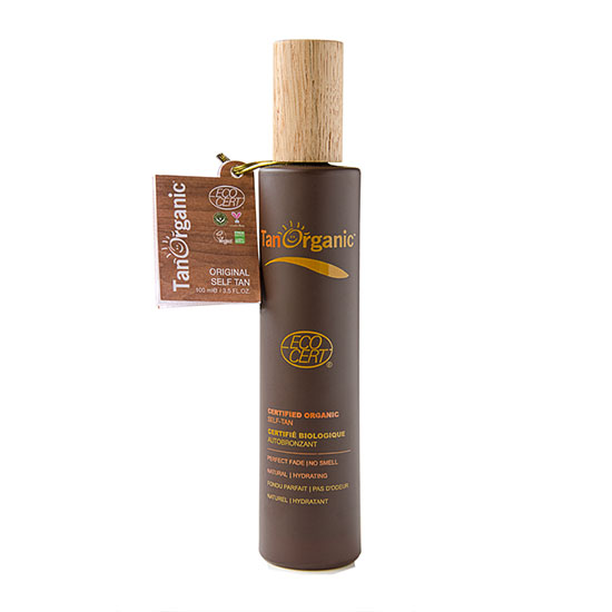 TanOrganic Certified Organic Self Tan