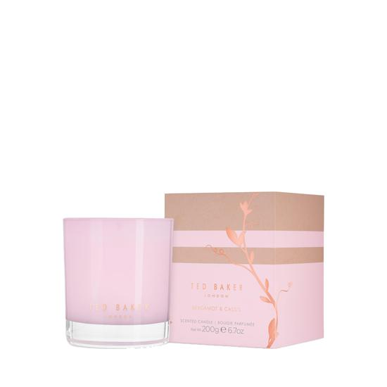 Ted Baker Bergamot & Cassis Scented Candle 200g