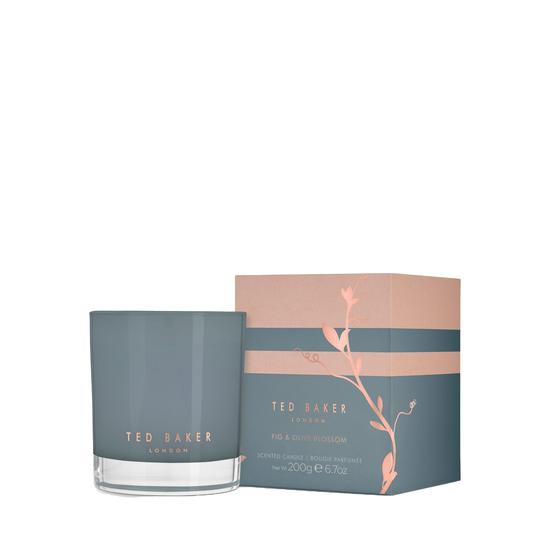 Ted Baker Fig & Olive Blossom Scented Candle 200g