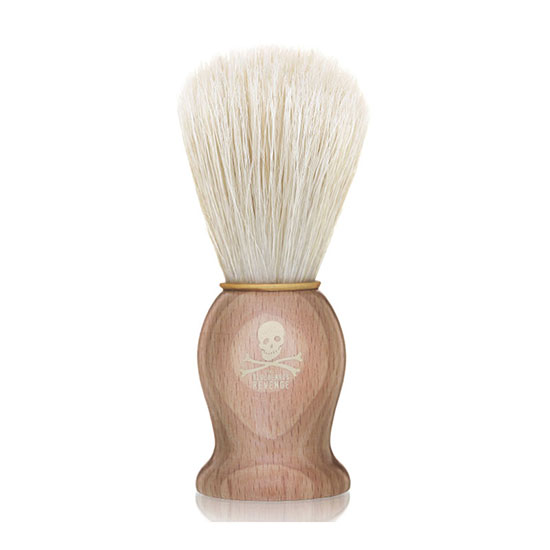 The Bluebeards Revenge Wooden Doubloon Shaving Brush