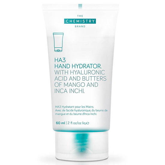 The Chemistry Brand Ha3: Triple Function Hyaluronic Rich Hydrator Hand Cream