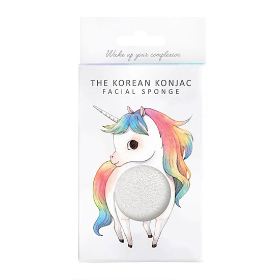 The Konjac Sponge Company Mythical Unicorn Sponge