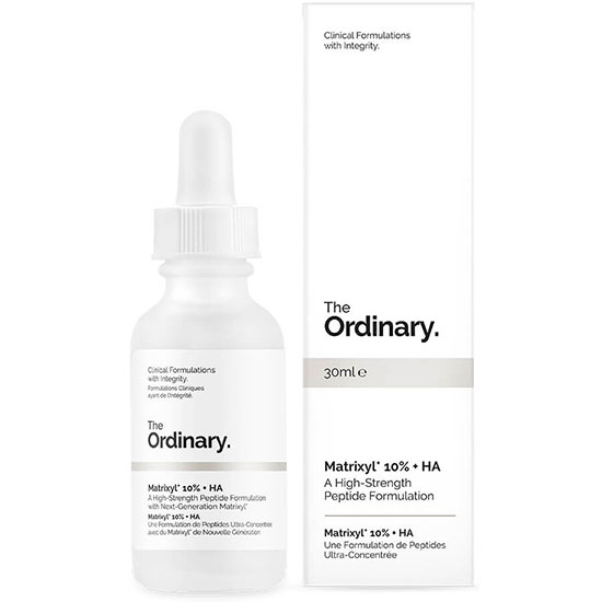 The Ordinary Matrixyl 10% + HA High-Strength Peptide Formulation
