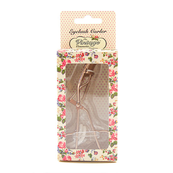 The Vintage Cosmetic Company Rose Gold Eyelash Curler