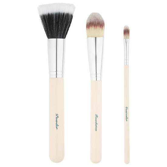 The Vintage Cosmetics Company Airbrush Make Up Brush Set