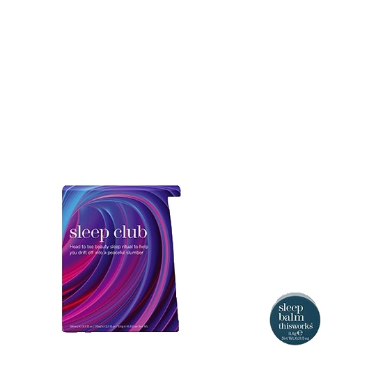This Works Sleep Club Bodycare Gift Set
