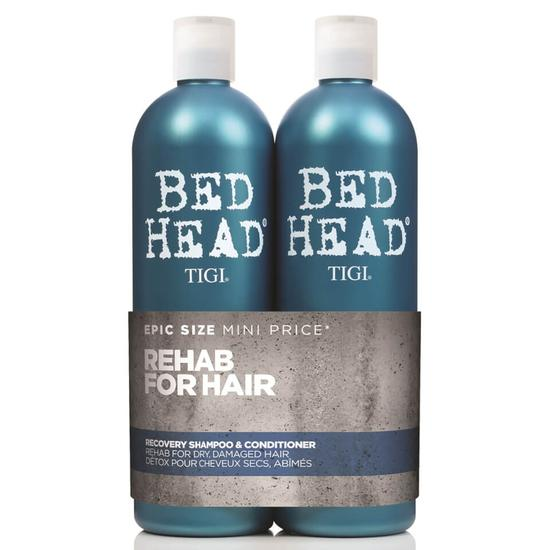 TIGI Bed Head Urban Antidotes Recovery Moisture Shampoo & Conditioner Set 2 x 750ml