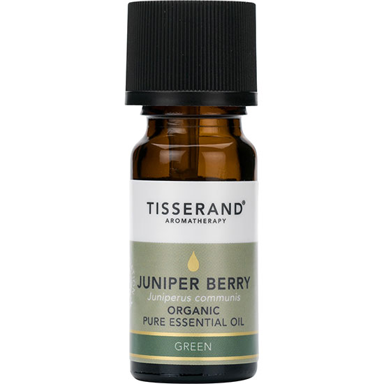 Tisserand Aromatherapy Juniper Berry Organic Pure Essential Oil 9ml