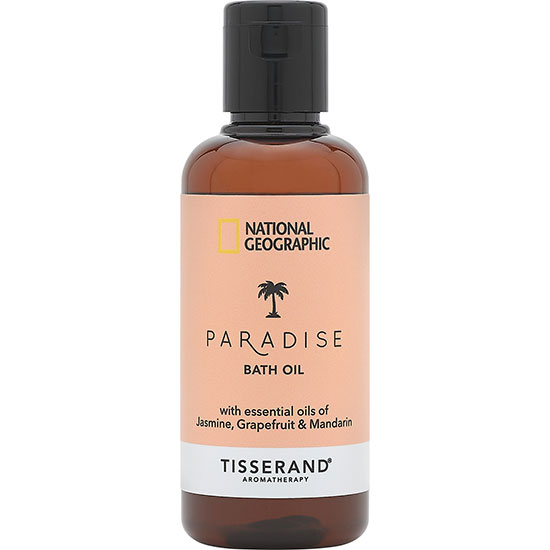 Tisserand Aromatherapy National Geographic Paradise Bath Oil