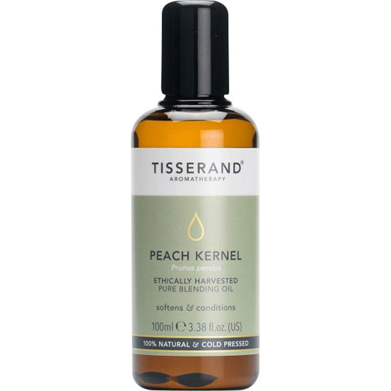 Tisserand Aromatherapy Peach Kernel Ethically Harvested Pure Blending Oil 100ml