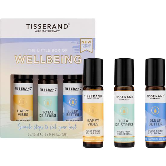 Tisserand Aromatherapy The Little Box Of Wellbeing
