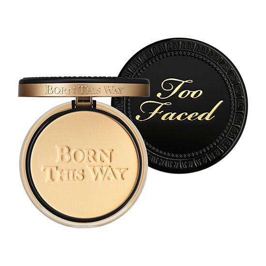 Too Faced Born This Way Pressed Powder Foundation Butterscotch