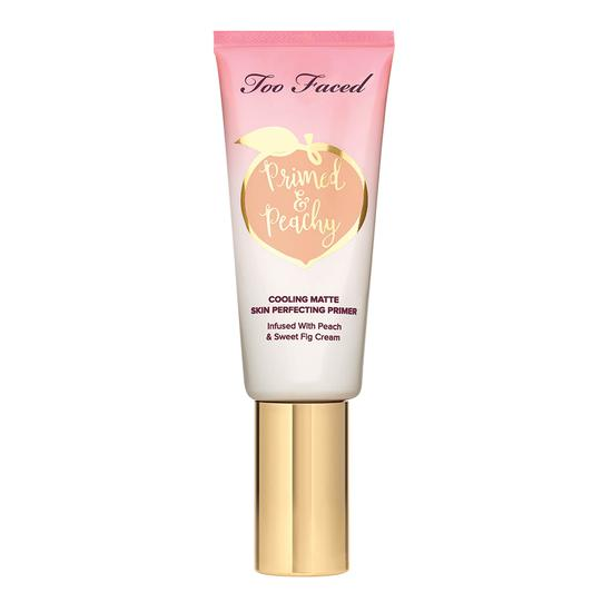 Too Faced Primed & Peachy Cooling Matte Perfecting Primer 40ml