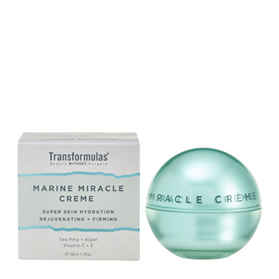 Transformulas Marine Miracle Creme 50ml