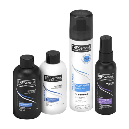 Tresemme Bring On Pro Performance Travel Gift Set