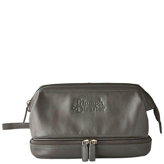 Triumph & Disaster Olive The Dopp Toiletries Bag Olive