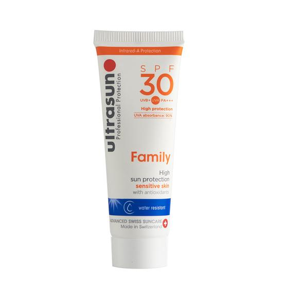 Ultrasun Family SPF30 Super Sensitive & Ultrasun Aftersun 25ml
