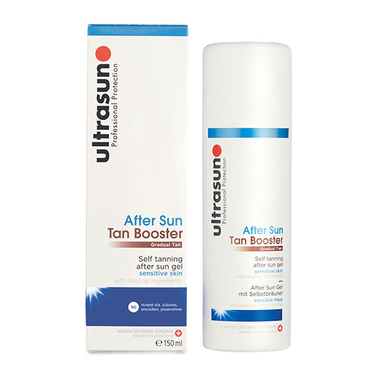 Ultrasun Tan Booster After Sun