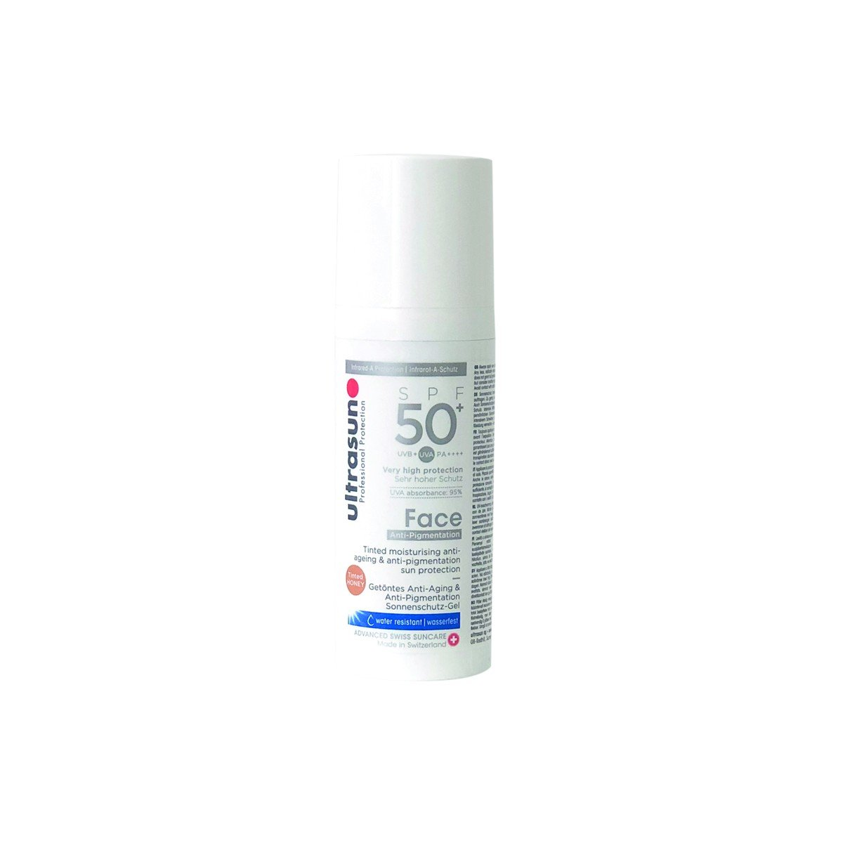 Ultrasun Tinted Anti-Pigmentation SPF50+ Face Lotion