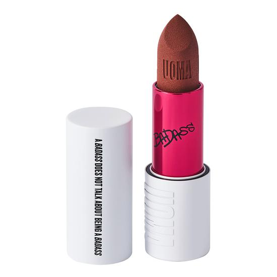 Uoma Beauty Badass Icon Matte Lipstick Angela